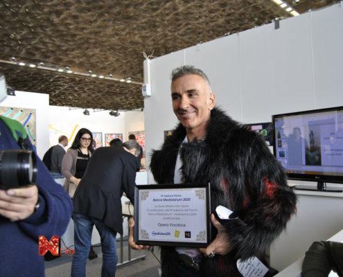 Pat Thomas Pacher vince il premio Mediolanum