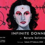 Renata Solimini - Infinite Donne 2020 - Polmone Pulsante - Roma