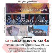 Renato Cestaro - Carlo Scomparin - Grazia Zuccolotto - Noale