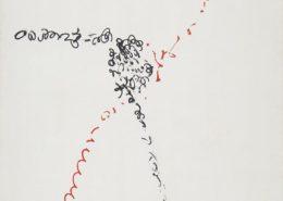Vasco Bendini - Io che cammino - Frittelli arte contemporanea - Firenze