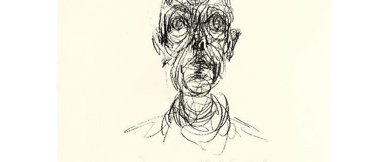Alberto Giacometti - Grafica al confine fra arte e pensiero Max Museo Chiasso