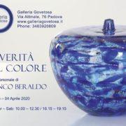 Franco Beraldo - La Verità del Colore - Galleria Govetosa - Padova
