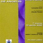 Marcello De Angelis – Time Frame - mostra a Palazzo Libera - Villa Lagarina Trento