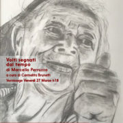 Marcello Peruzza, in arte B-zzar - Volti segnati dal tempo - Medina Roma