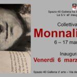 Monna Lisa Mia - collettiva a Roma Galleria Spazio 40