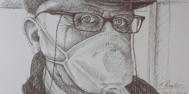 Nicola Romilio al tempo del coronavirus