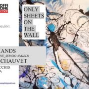 """ONLY SHEETS ON THE WALL - Museo Civico """"Umberto Mastroianni """" - Marino - RM"""