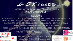 PREMIO ARTEMIDE - I EDIZIONE - Bauhaus HomeGallery - Roma