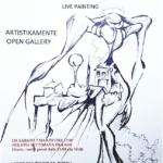 Patrizio Basetti - INFORMALE - ArtistikaMente - Pistoia