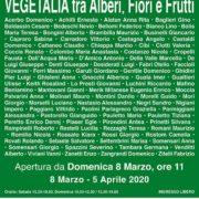 Vegetalia Mostra al MUseo Casa Sartori Castel d Ario