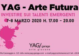 YAG - Arte Futura │ investire sui talenti emergenti