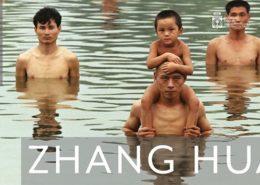Zhang Huan - Premio Pino Pascali - Polignano a Mare