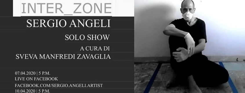 Mostra virtuale di Sergio Angeli