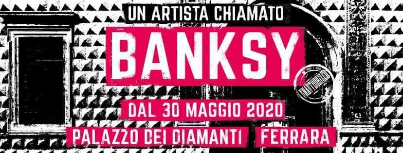 Un artista chiamato Banksy Palazzo dei Diamanti Ferrara