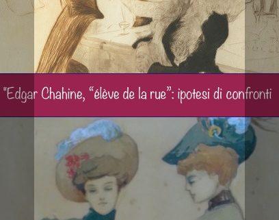 Edgar Chahine Pinacoteca Carlo Servolini - Collesalvetti Francesca Cagianelli