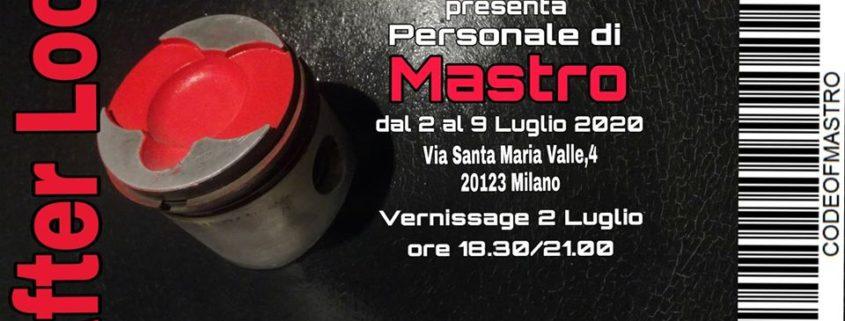 MASTRO - Atelier M.K. in Blu - Milano