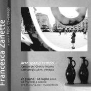 Simona Lattuga e Francesca Zanette ARTESPAZIOTEMPO - VENEZIA