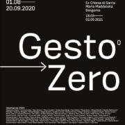 GestoZero. Istantanee 2020 - Museo di Santa Giulia - Brescia