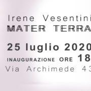 Irene Vesentini - 'Mater Terra' - Young Art Hunters - Milano