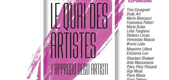 PortoRotondo- Le quai des Artistes L_approdo degli Artisti, IV Edizione