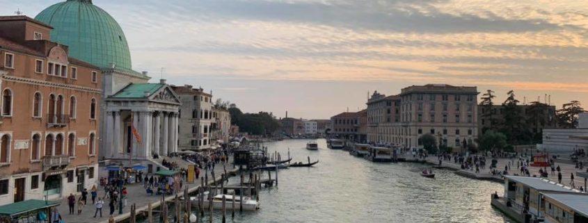 Gloria Ballestrin Pinguini a Venezia