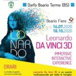 LEONARDO DA VINCI 3D LOMBARDIA - DARFO BOARIO TERME - BRESCIA