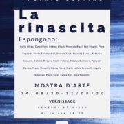 La Rinascita mostra Roccart Gallery Firenze