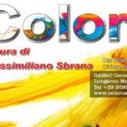 Mostra Colorful Il piacere del colore Gamec Centro Arte Moderna Pisa