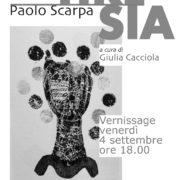 Paolo Scarpa - Tiresia - ArteSpazioTempo - Venezia