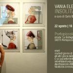 Vania Elettra Tam - Insolita Mente - Portopiccolo Art Gallery (TS) - dal 22 agosto al 18 settembre 2020